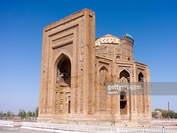 Turabeg Khanym-mausoleum in Konye-Urgench