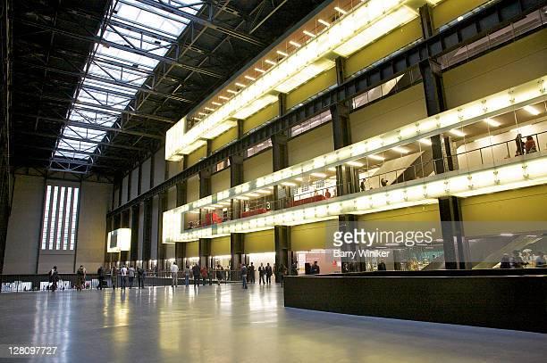 Turbine Hall at Tate Modern, London, United Kingdom