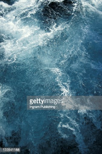 Turbulent Water : Stock Photo