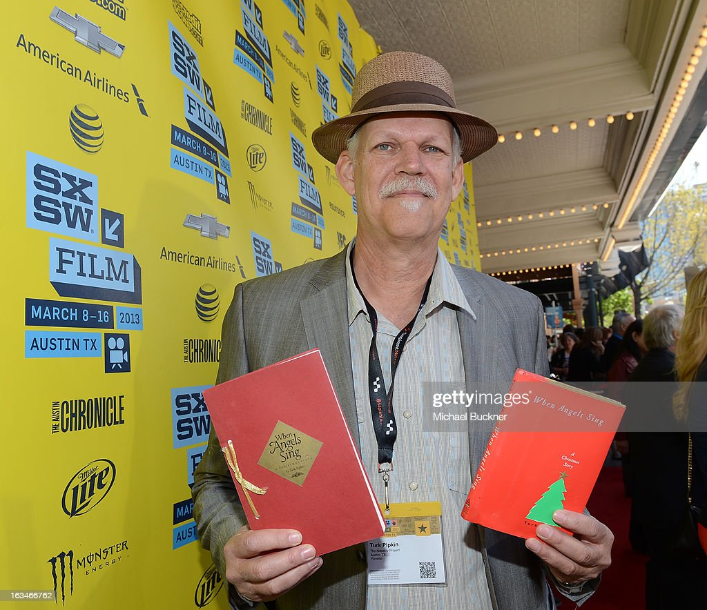 Turk Pipkin attends the screening of 'When Angels Sing' during the 2013 Music, Film + Interactive Festival at the Paramount Theatre on March 10, 2013 in Austin, Texas.