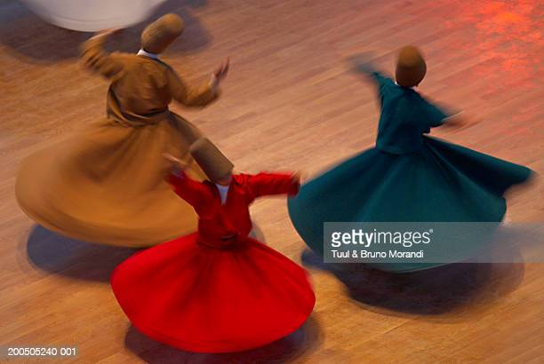 Turkey, Anatolia, Konya, Whirling Dervishes
