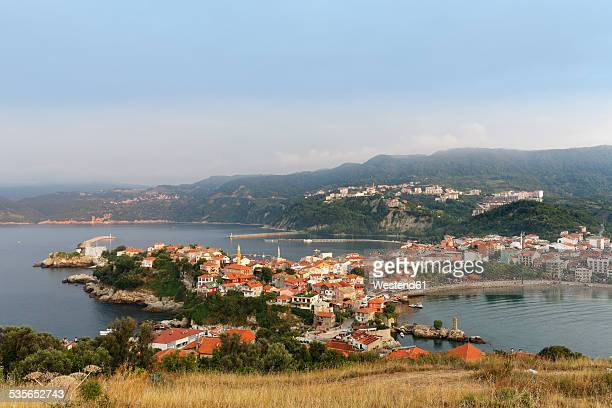 Turkey, Black Sea, townscape of Amasra