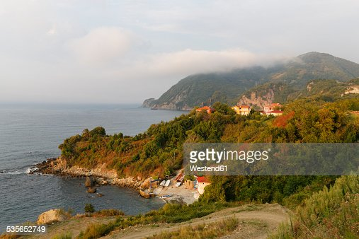 Turkey, Black Sea, village Denizkonak near Cide