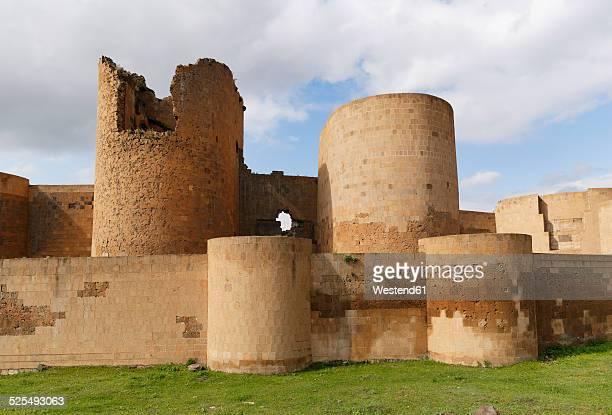 Turkey, Eastern Anatolia, Kars Province, city wall of Ani, formerly capital of Armenia