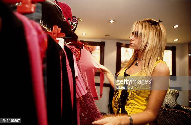 Bagdad street Eda 20 years old studying English language and literature spends a lot of money for fashion and in discotheques