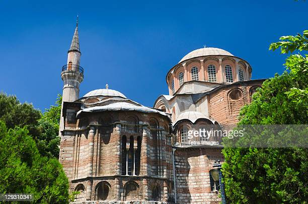 Turkey, Istanbul, Church of St Saviour in Chora