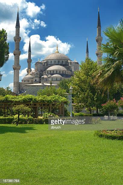 Turkey. Istanbul. The Blue Mosque