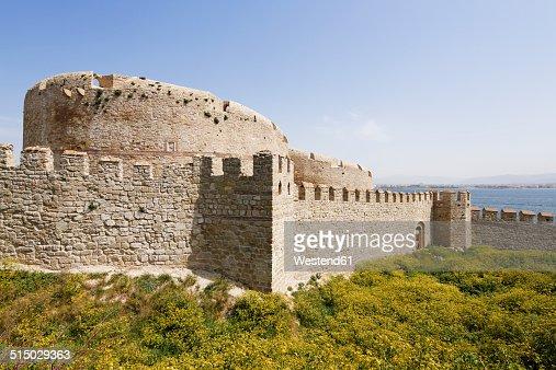 Turkey Marmara Region East Thrace Dardanelles Gelibolu Fortress Of Kilitbahir...