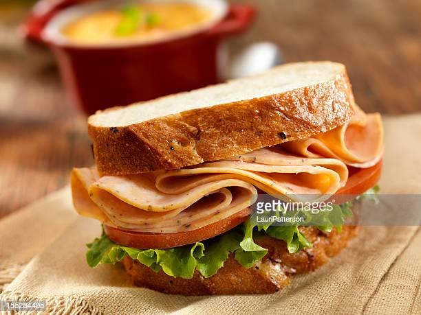 トルコのサンドイッチやトマトスープ