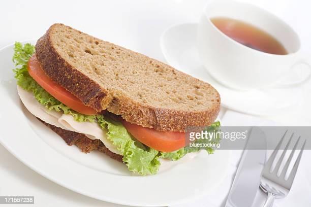Truthahn-Sandwich