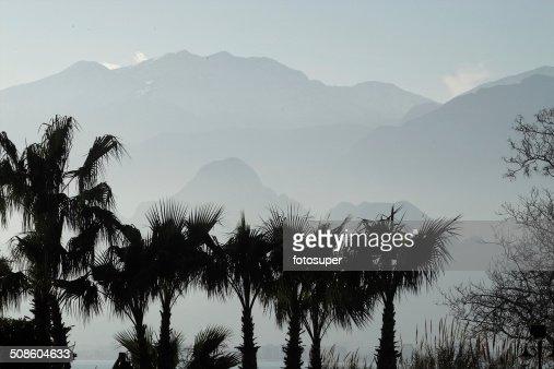 Viagens, Antália, Turquia : Foto de stock