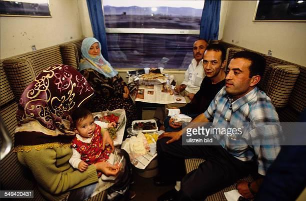 TUR Turkey Turkey on its way to Europe Turkey Turkey on their way to Europe EuropeExpress which drives from Nusaybin