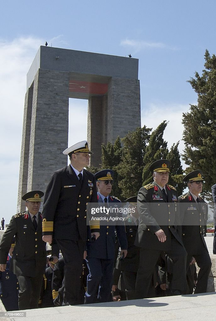 100th Anniversary Of The Canakkale Battles