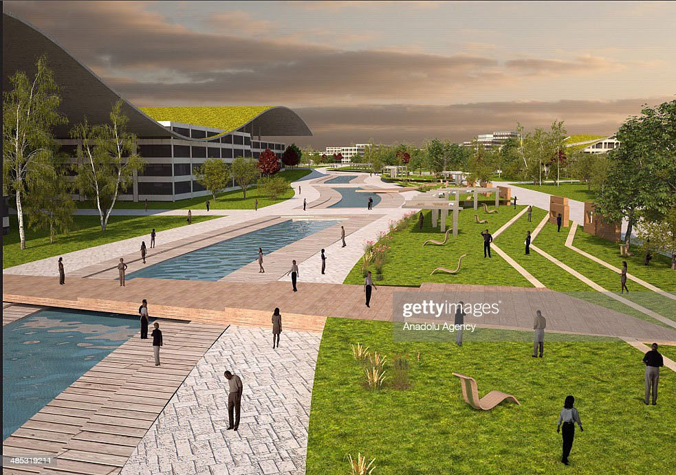 Turkey's first ''ecological life city'' will be founded between Gaziantep and Kilis province on Turkey's border with Syria in the country's southern...