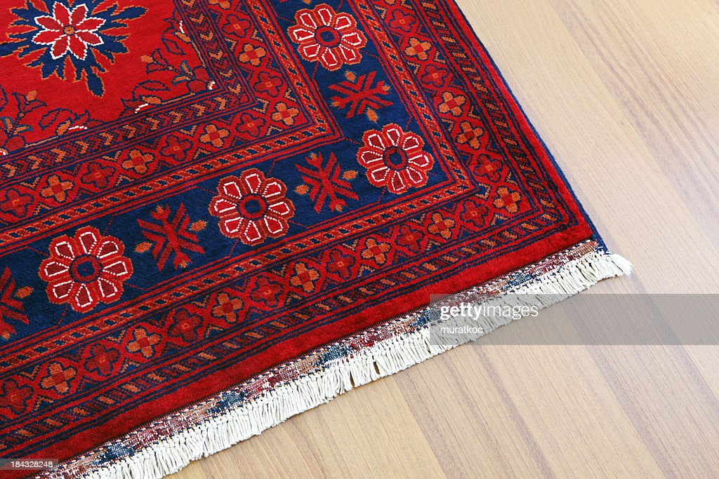 Turkish Carpet : Stock Photo