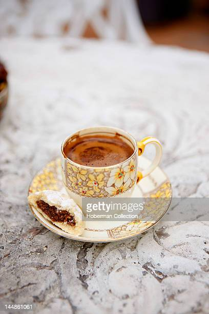Turkish Coffee with Date Sweet