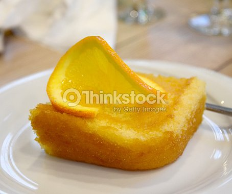 Turkische Desserts Revani Stock Foto Thinkstock