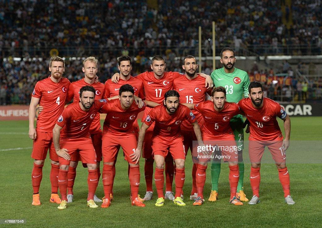euro 2016 qualifying match turkey vs kazakhstan getty images. Black Bedroom Furniture Sets. Home Design Ideas