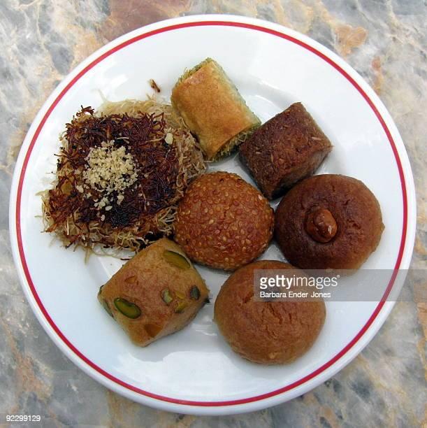 Turkish pastries