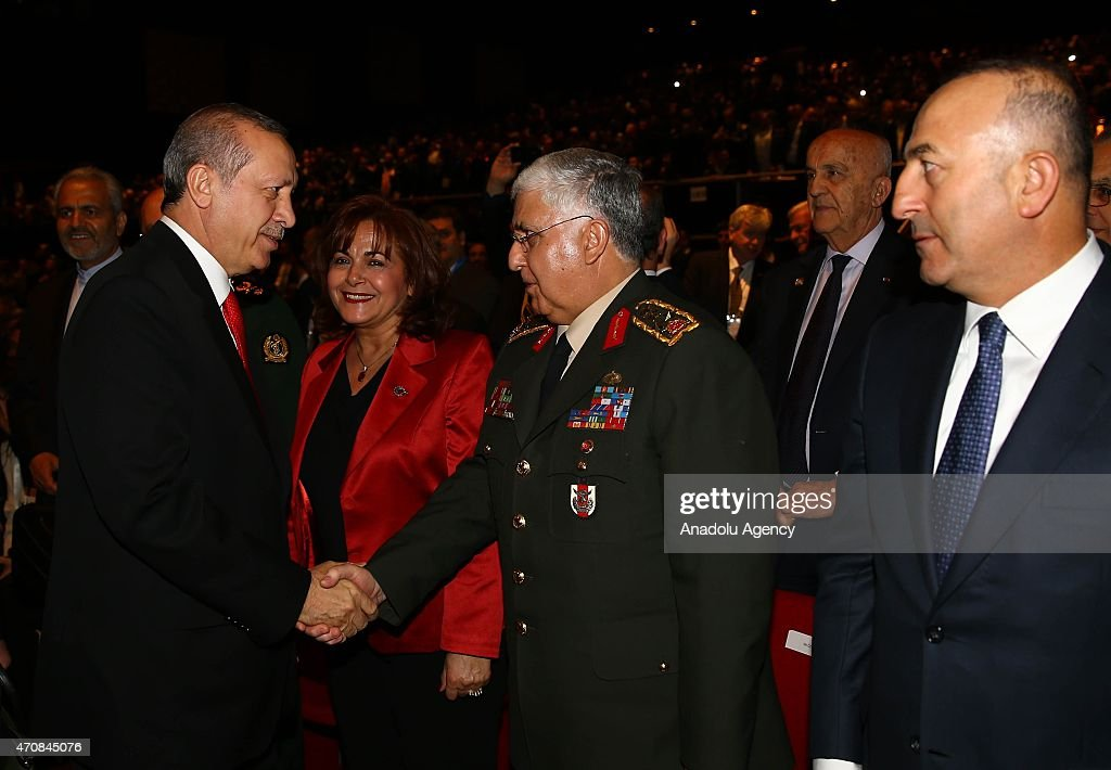 World Leaders in Turkey on 100th Anniversary of Canakkale Battles