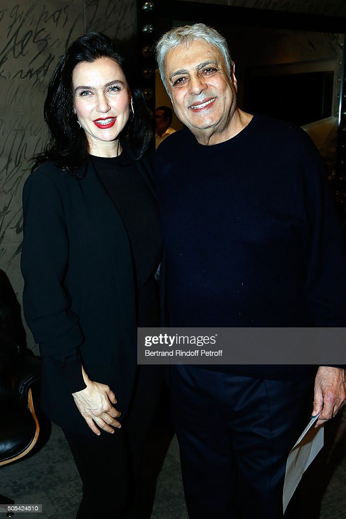 Turkish Singer Sevval Sam and <a gi-track='captionPersonalityLinkClicked' href=/galleries/search?phrase=Enrico+Macias&family=editorial&specificpeople=2057443 ng-click='$event.stopPropagation()'>Enrico Macias</a> attend The <a gi-track='captionPersonalityLinkClicked' href=/galleries/search?phrase=Enrico+Macias&family=editorial&specificpeople=2057443 ng-click='$event.stopPropagation()'>Enrico Macias</a> Show at L'Olympia on January 16, 2016 in Paris, France.