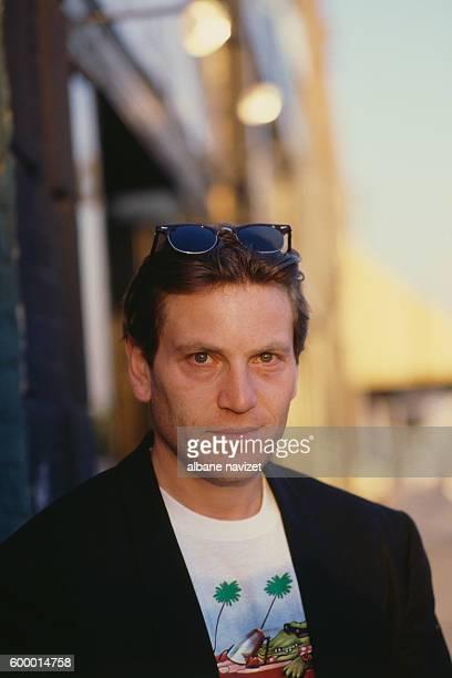 Turkishborn French actor Tcheky Karyo
