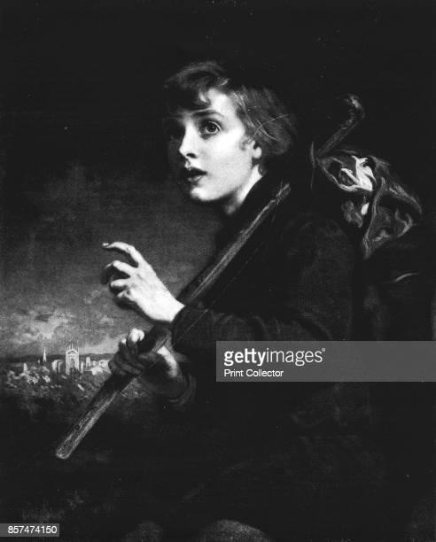 Turn Again Whittington' From Bibby's Annual 1911 [J Bibby Sons Liverpool 1911] Artist James Sant