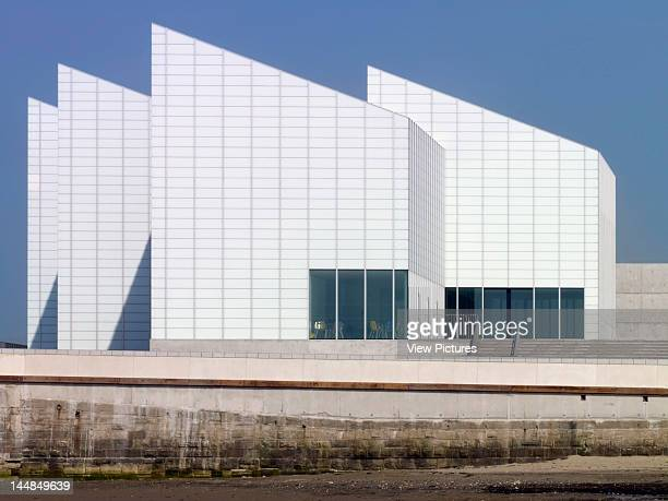 Turner Contemporary Gallery Rendezvous Margate Kent United Kingdom Architect David Chipperfield Architects Turner Contemporary Art Gallery David...