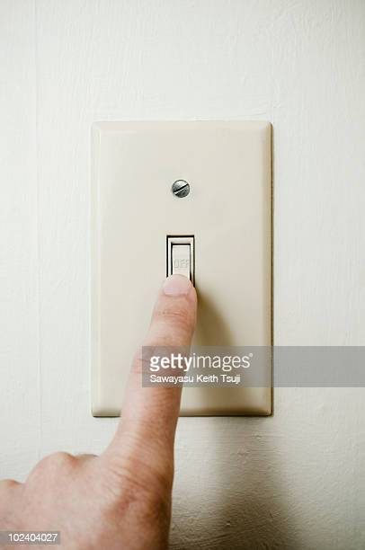 Turning off power