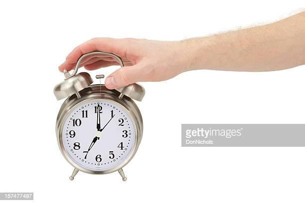 Turning off the Alarm Clock