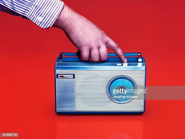 Turning on radio