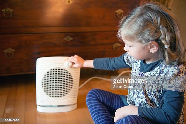 Turning the heater off