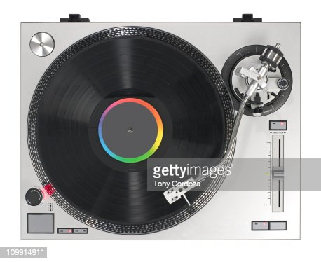 Turntable and record