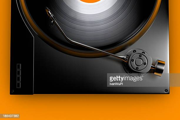 Turntable & LP