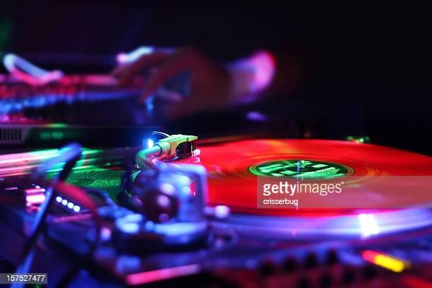 Platine de disque vinyle