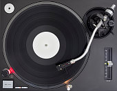 Professional Music Equipment For DJ, Live Performance, Scratch and Playing Vinyl Records