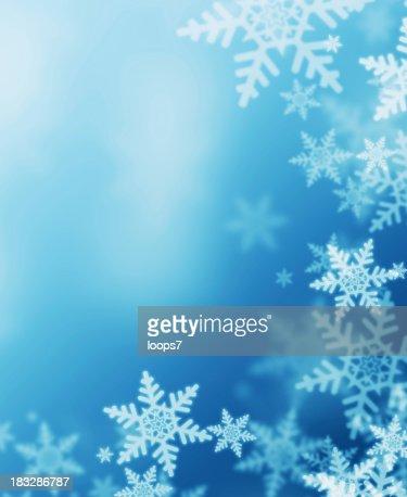 turqoise winter