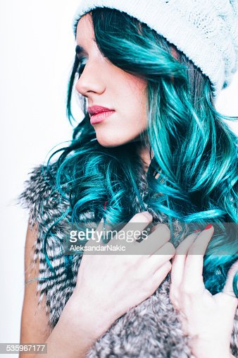 Turquise beauty : Stock Photo