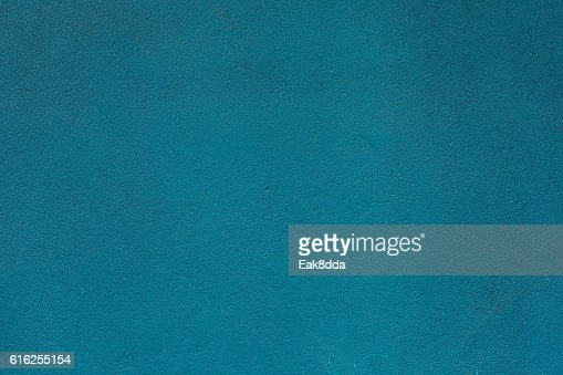 Turquoise cement : Stock Photo