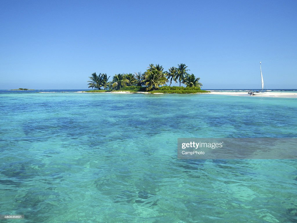Turquoise Water Heaven : Stock Photo