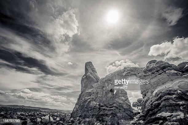 Turret Arch, Parc National Arches National Park