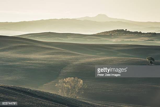 Tuscany in the autumn