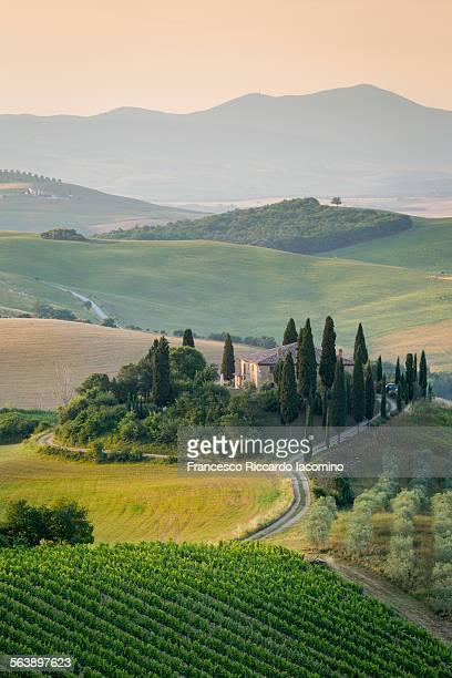 Tuscany in the morning, Italy