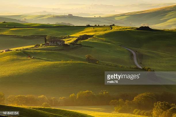 Toscana, paesaggio