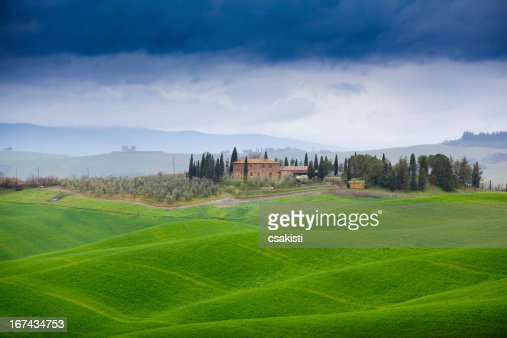 Tuscany : Stock Photo