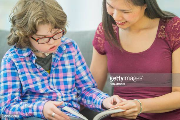 Tutoring a Child with a Learning Disability