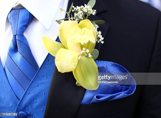 Tuxedo Detail