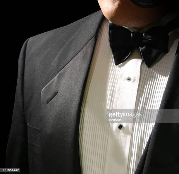 Tuxedo Pose