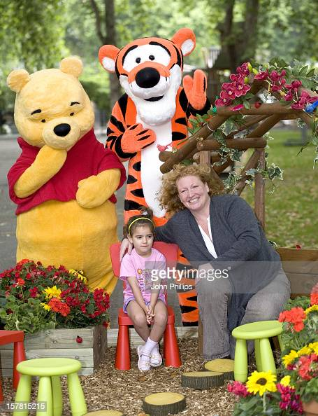 Winnie The Pooh Gardening Initiative Pictures Getty Images