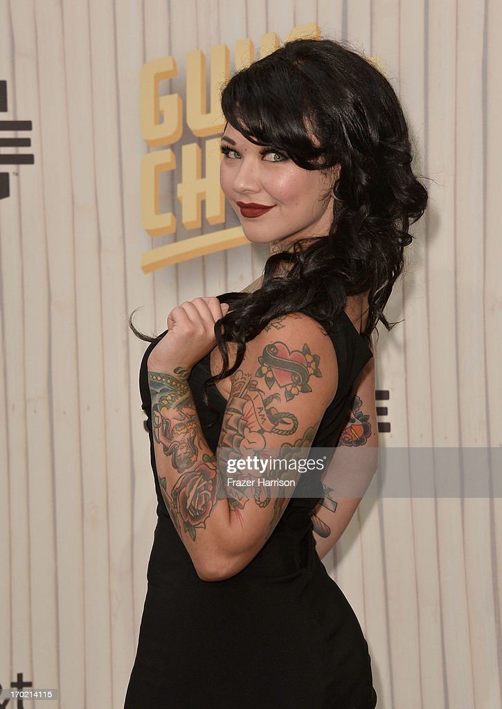 Tv personality Cara Mia attends Spike TV's Guys Choice 2013 at Sony Pictures Studios on June 8, 2013 in Culver City, California.